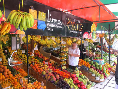 Gastronomic Tour + Lunch + City Tour Lima