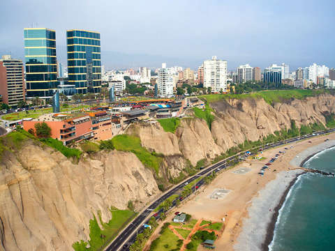 City Tour Lima + Lunch + Pachacamac
