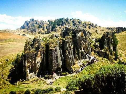3d/2n Cajamarca de Lujo: Aloj. 3 Estrellas + Tours
