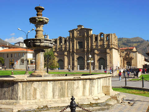 4d/3n Cajamarca Fabulosa: Alojamiento + Tours + Alimentación