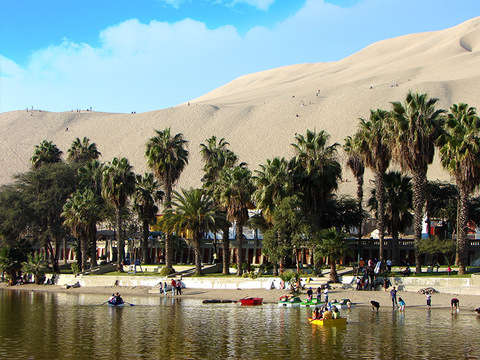 City Tour Ica and Its Charms + Tubular in Huacachina