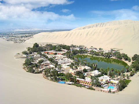 Ica: History, Adventure and Mystery + Tubular in Huacachina