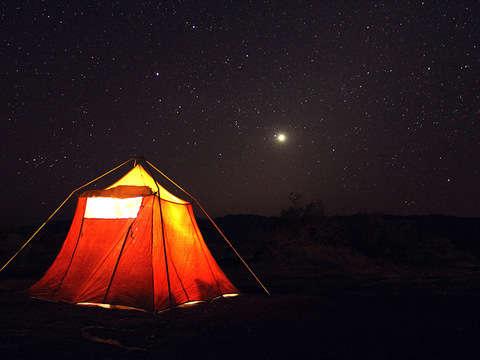 2d/1n Campamento en Lunahuaná + 1 Actividad