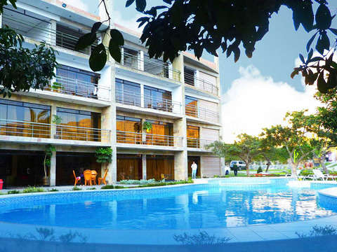3d / 2n Lunahuana Full Hotel 3 * C / N Swimming Pool