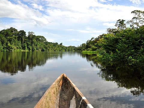 2d/1n Iquitos: Albergue Natural, Alimentación y Excursiones