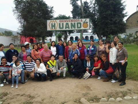 Fiestas Patrias Aucallama,Hacienda Huando Mirador de Chancay