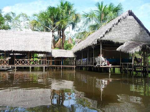 3d/2n Reserva Nacional Pacaya Samiria - Dolphin Lodge