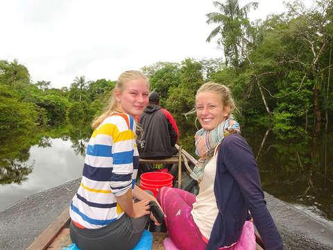 4d/3n Iquitos + Programa Río Amazonas
