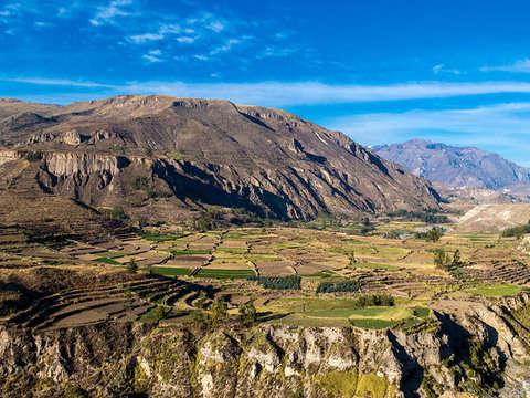 Full Day: Conventional Colca in Tourist Bus (Classic Tour)