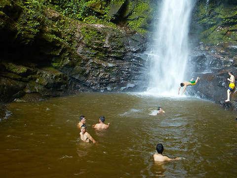 Tarapoto: Ahuashiyacu Falls