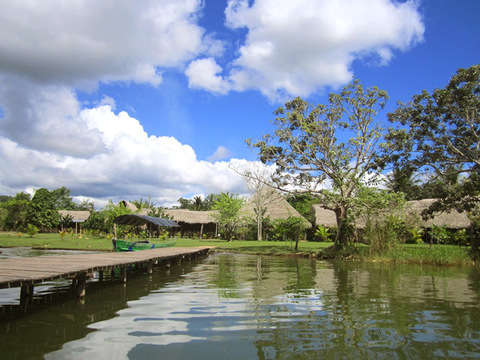 Tarapoto: Full Day Blue Lagoon