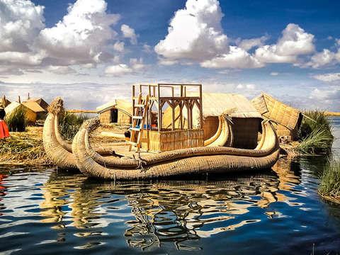 Tour Isla Flotante - Uros