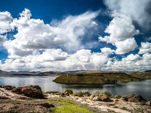Sillustani: Cementerio Pre-Inca