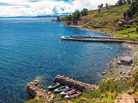 Full Day: Isla de los Uros - Taquile