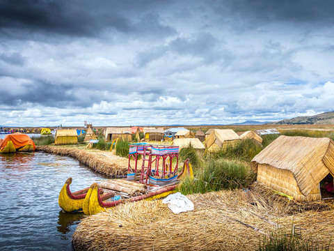 2d / 1n Tour to the Uros, Amantani and Taquile Islands
