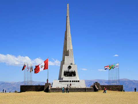 4d/3n el Legado Histórico de Ayacucho