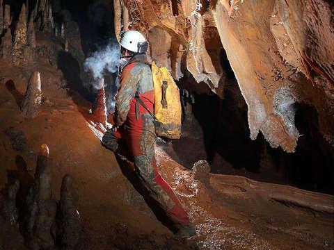 Full Day: Espeleología - Cueva de Palestina