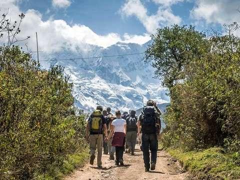 5d/4n Salkantay Trek a Machu Picchu (Solo Peruanos)