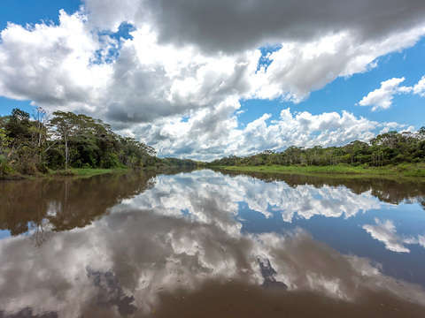 4d / 3n Birth of the Amazon River: Yarapa River