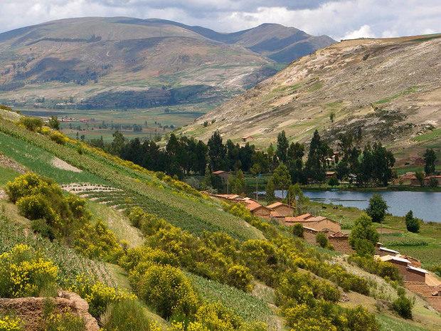 Circuito Turistico : Circuito turístico nevado huaytapallana en peru
