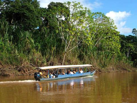 Full Day por Iquitos y Alrededores
