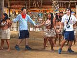 Visit the Boras or Yaguas optionally.