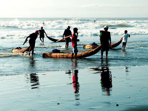 Circuito: Hermosas Playas de Lambayeque