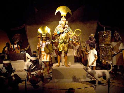 Full Day: Tumbas Reales del Señor de Sipan