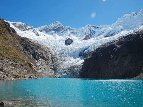 Full Day - Trekking to the Famous Laguna 69