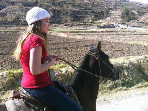 2d / 1n Colca Canyon - Horseback Tour