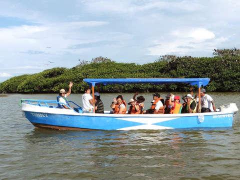 Tour Santuario Nacional los Manglares de Tumbes