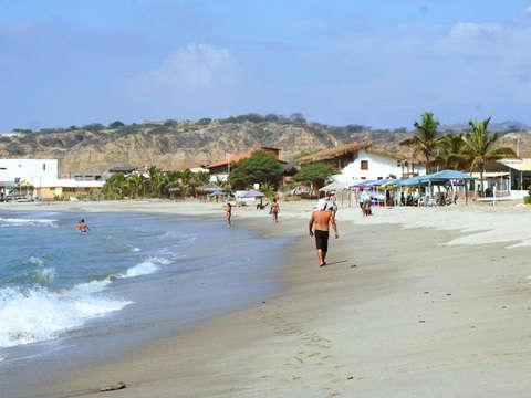 Tour de Playas: Zorritos, Punta Sal, Mancora y el Ñuro