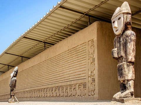 Tour Complejo Arqueológico Chan Chan y Balneario Huanchaco