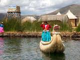 Foto de Kayaking en el Lago más Alto del Mundo: Titicaca