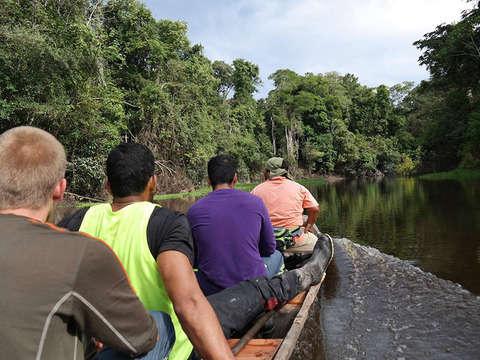 4d/3n Iquitos y Pacaya Samiria