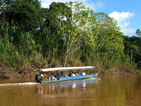 5d/4n Loreto: Río Amazonas Majestuoso