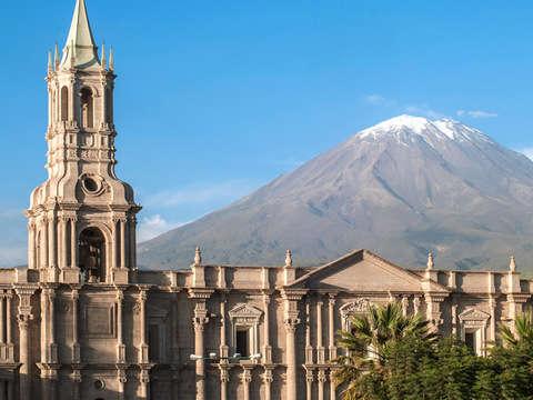 4d/3n Arequipa y Colca Maravillosa