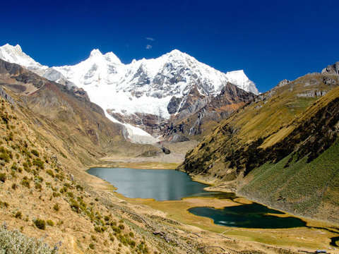 12d/11n Cordillera Huayhuash Full Trek