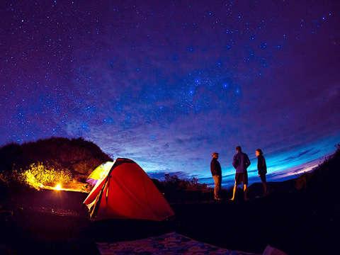 Fiestas Patrias Campamento Bajo Estrellas Canta-Obrajillo
