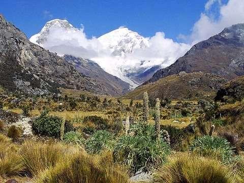 3d/2n Huaraz Monumental
