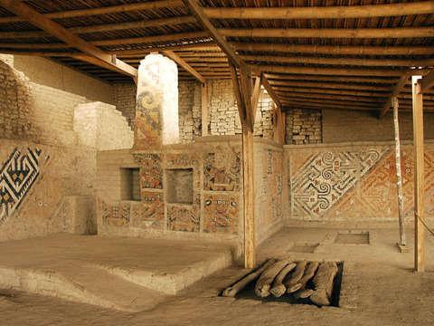 Tour Complejo Arqueologico el Brujo - Dama de Cao