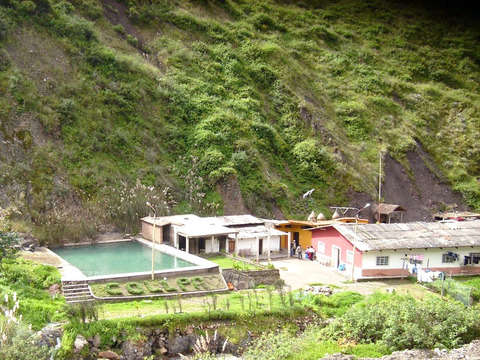 Huaral: Thermal Baths of Collpa (from Huaral)