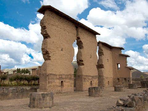 8d/7n en Cusco, Machupicchu, Moray, Puno y Lago Titicaca