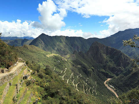 Machu Picchu en 1 Día - Tren Inca Rail - Todo Incluído