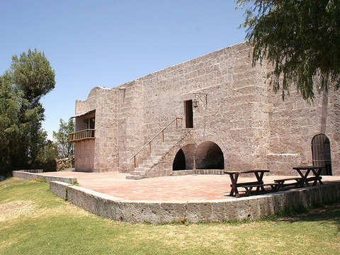 3d/2n Arequipa y Colca Express