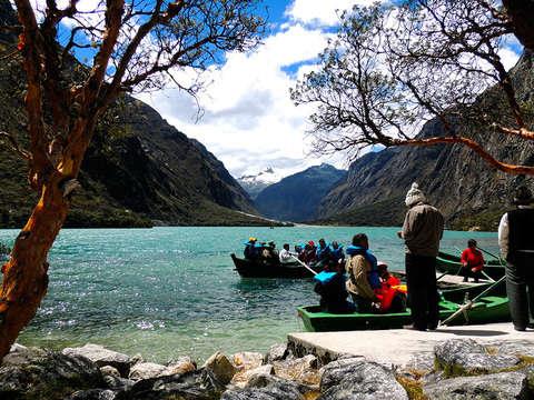 Full Day Laguna de Llanganuco