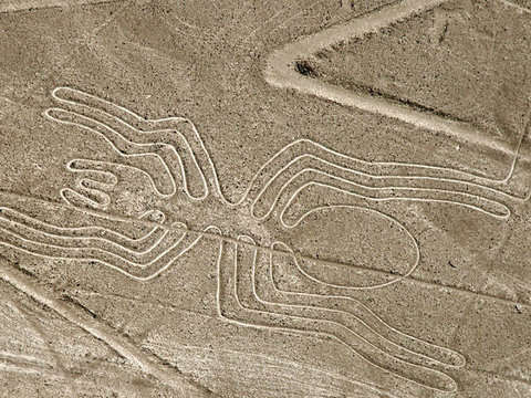 Nazca Lines - Full Day from Lima