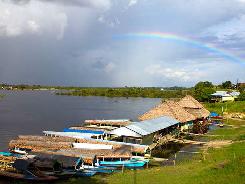 Full Day: Iquitos in One Day