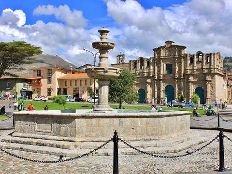 3d/2n Cajamarca Clásica