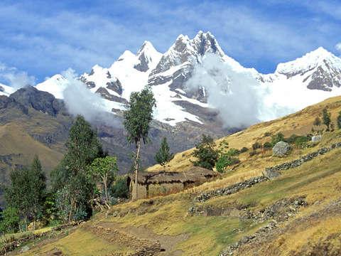 10d/9n Trekking Cedros Alpamayo